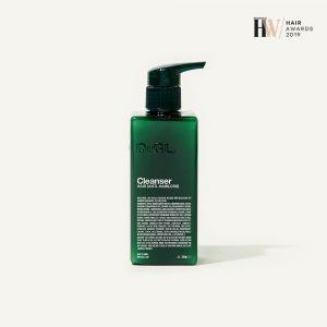 cleanser hair antihairloss 240ml
