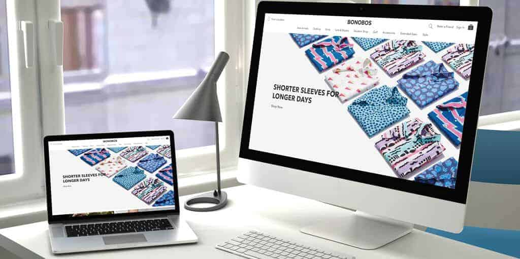 How To Increase Sales With a Modern Website Design