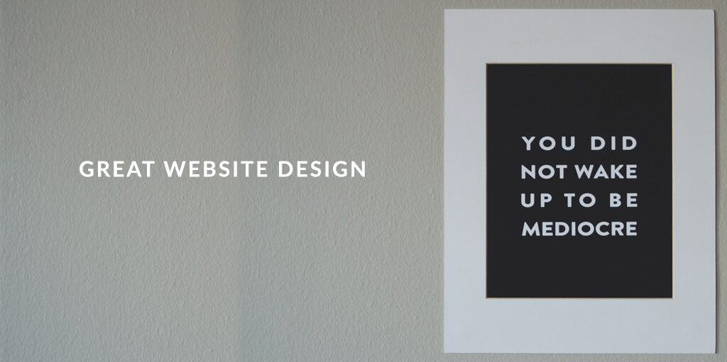 Improving Conversion Rates with Great Web Design
