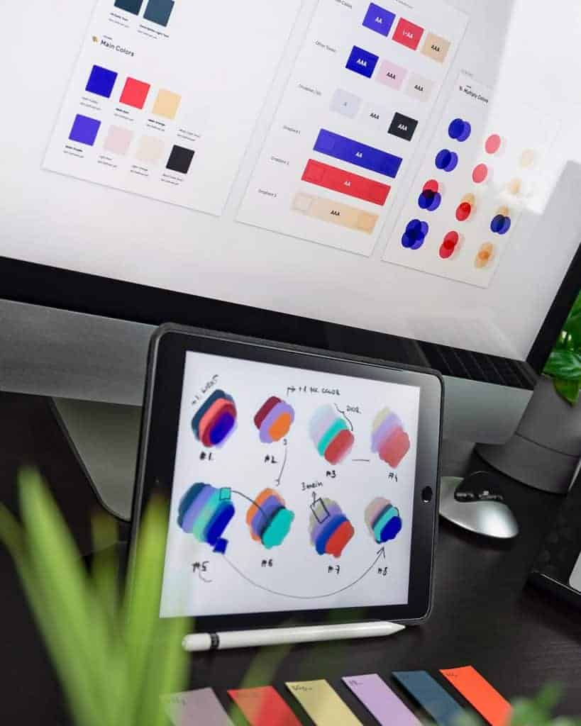 Design elements consistent with your brand identity