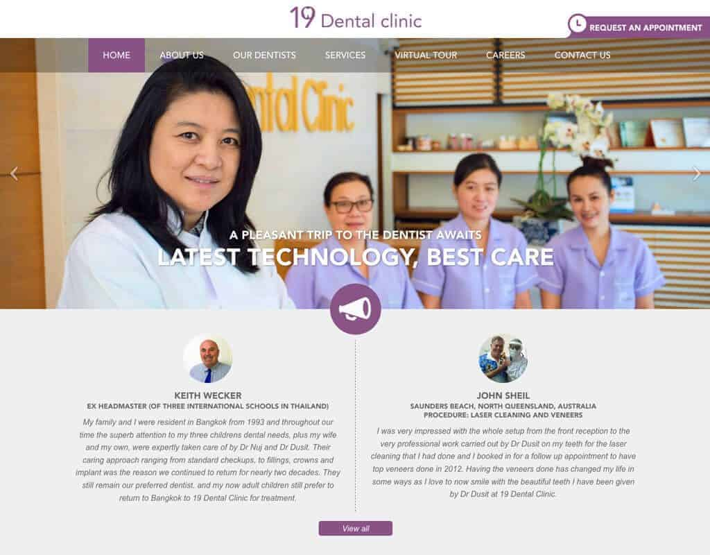 dental-practice-website-design