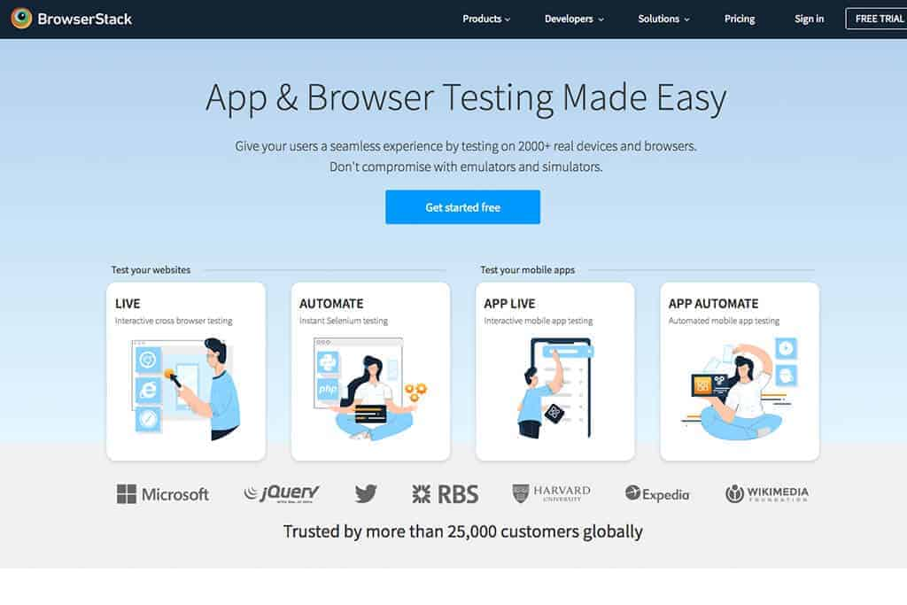 Test Your Sites Browser Compatibility